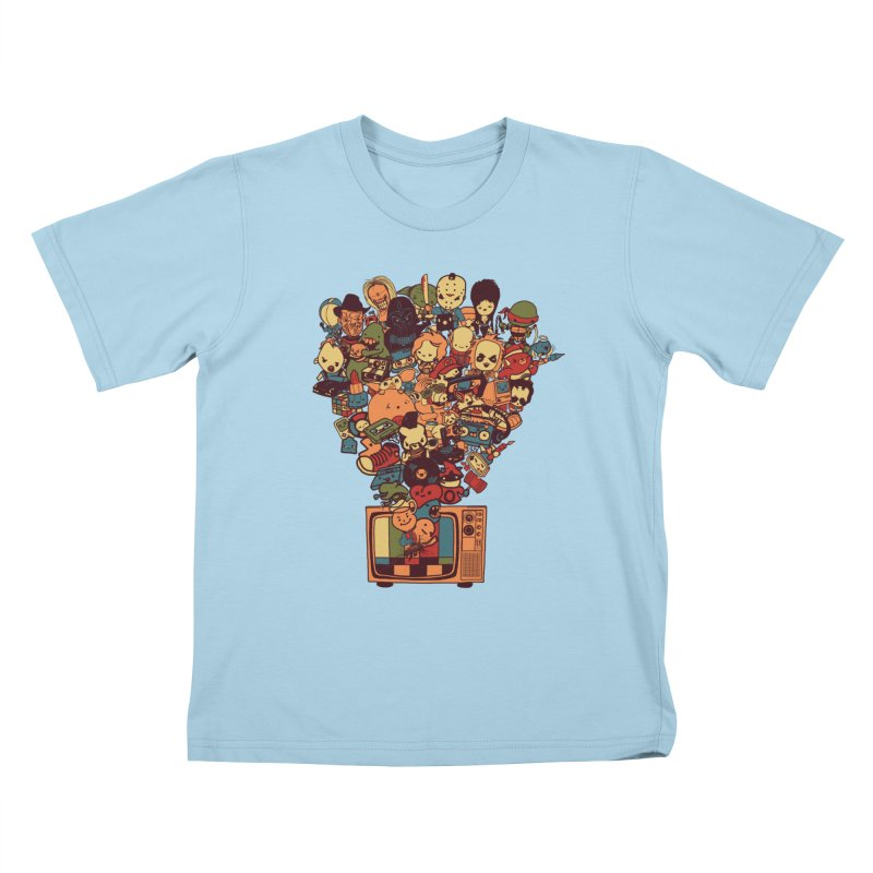 What I Have from the 80's Kids T-Shirt by lopesco's Artist Shop