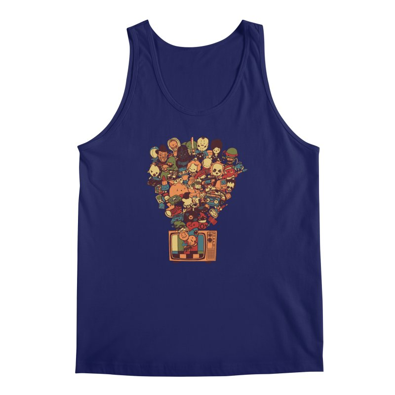 What I Have from the 80's Men's Tank by lopesco's Artist Shop
