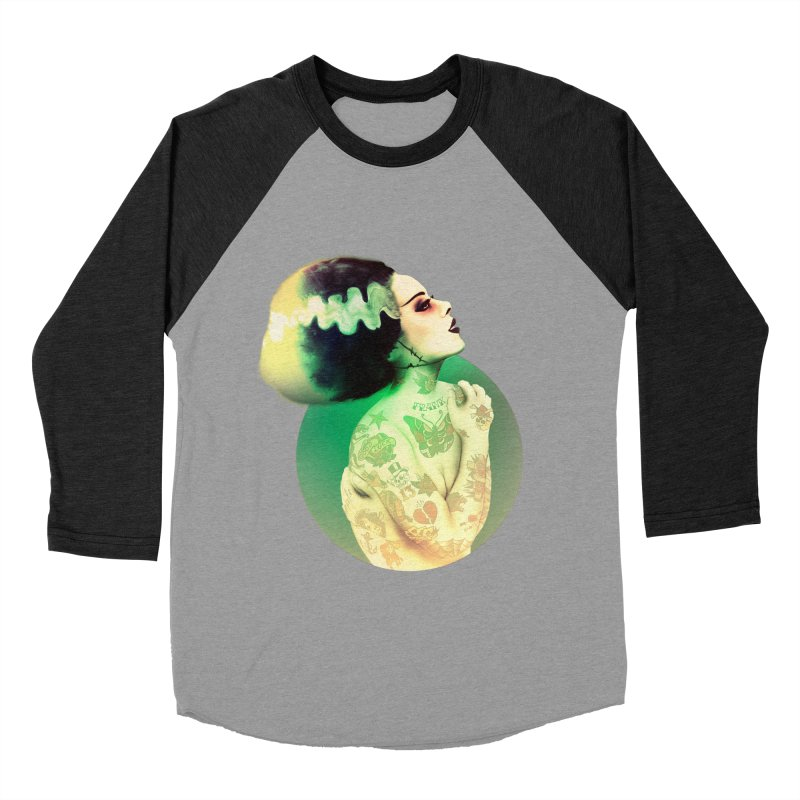 La Novia Women's Baseball Triblend T-Shirt by lopesco's Artist Shop