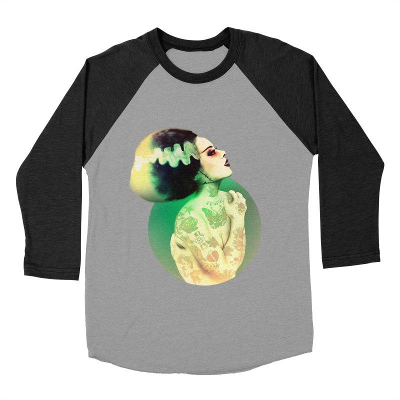 La Novia Men's Baseball Triblend T-Shirt by lopesco's Artist Shop