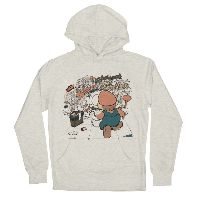It's a Dirty Work, but... Men's Pullover Hoody by lopesco's Artist Shop