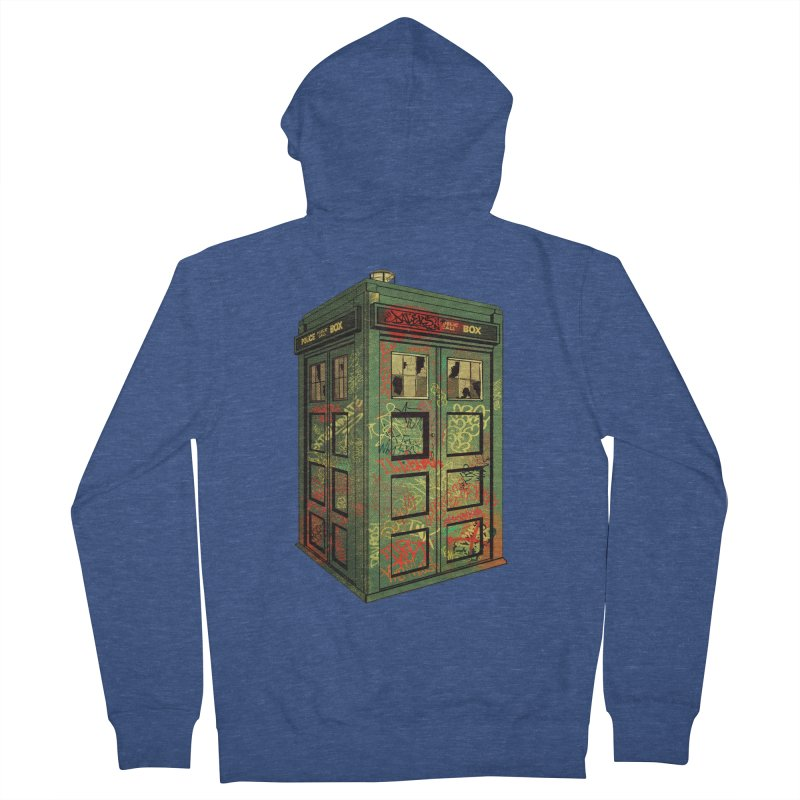 Sign O' the Times Women's Zip-Up Hoody by lopesco's Artist Shop