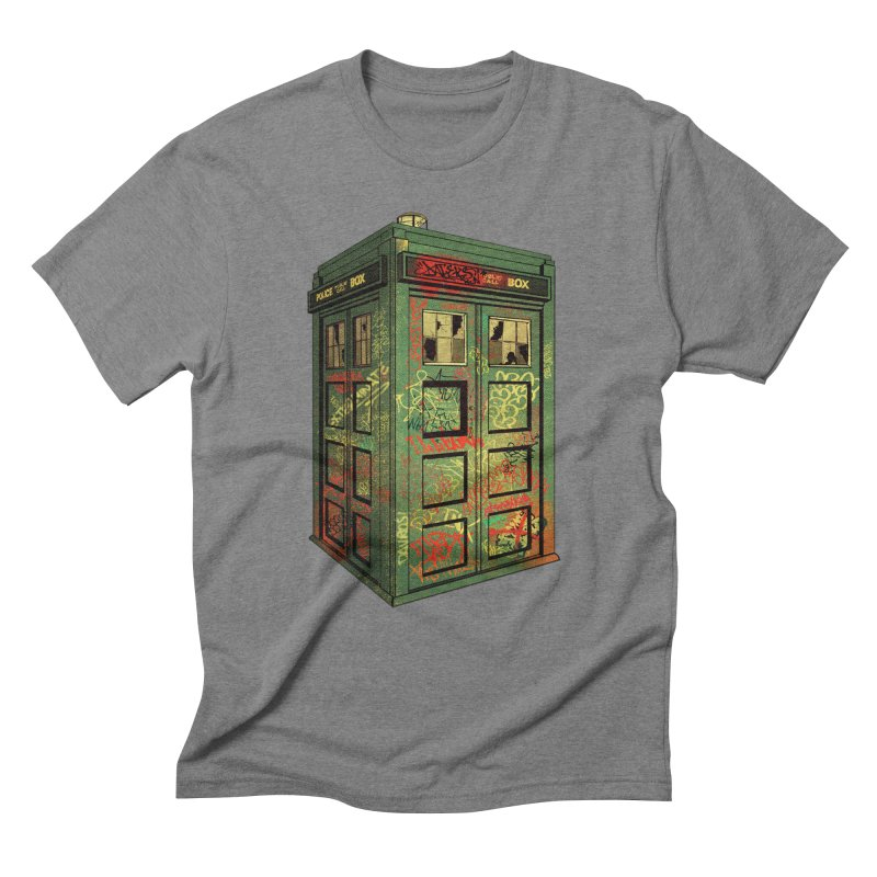 Sign O' the Times Men's Triblend T-Shirt by lopesco's Artist Shop