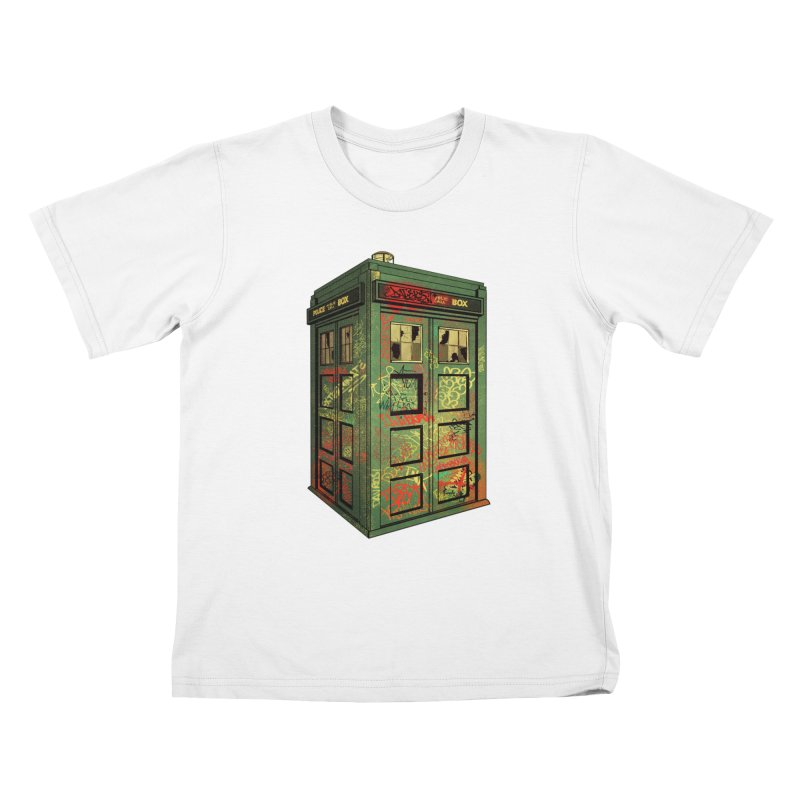 Sign O' the Times Kids T-shirt by lopesco's Artist Shop