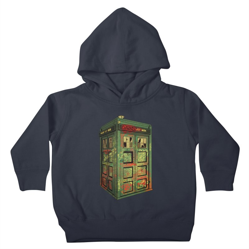 Sign O' the Times Kids Toddler Pullover Hoody by lopesco's Artist Shop