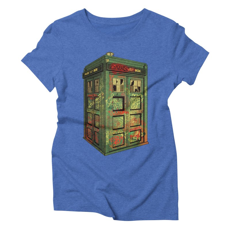 Sign O' the Times Women's Triblend T-shirt by lopesco's Artist Shop