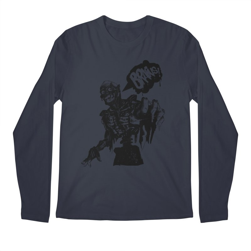 TRMN Men's Longsleeve T-Shirt by lopesco's Artist Shop