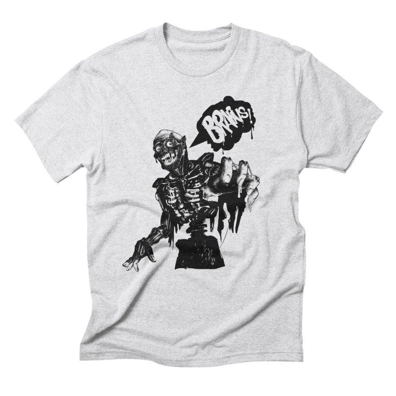 TRMN Men's Triblend T-Shirt by lopesco's Artist Shop