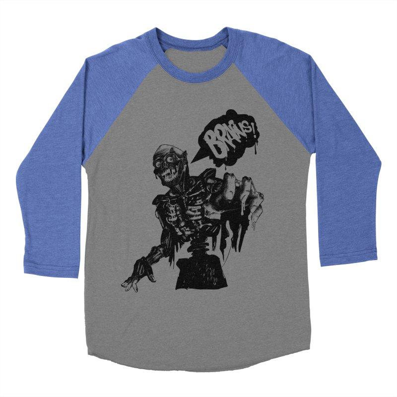 TRMN Women's Baseball Triblend T-Shirt by lopesco's Artist Shop