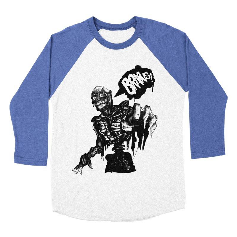 TRMN Men's Baseball Triblend T-Shirt by lopesco's Artist Shop