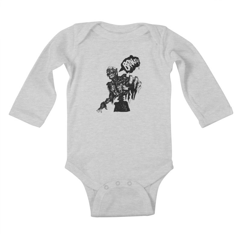 TRMN Kids Baby Longsleeve Bodysuit by lopesco's Artist Shop