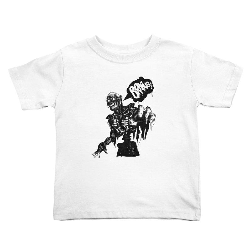 TRMN Kids Toddler T-Shirt by lopesco's Artist Shop