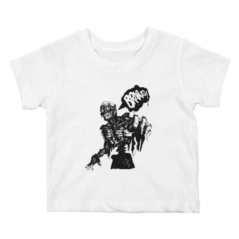 TRMN Kids Baby T-Shirt by lopesco's Artist Shop