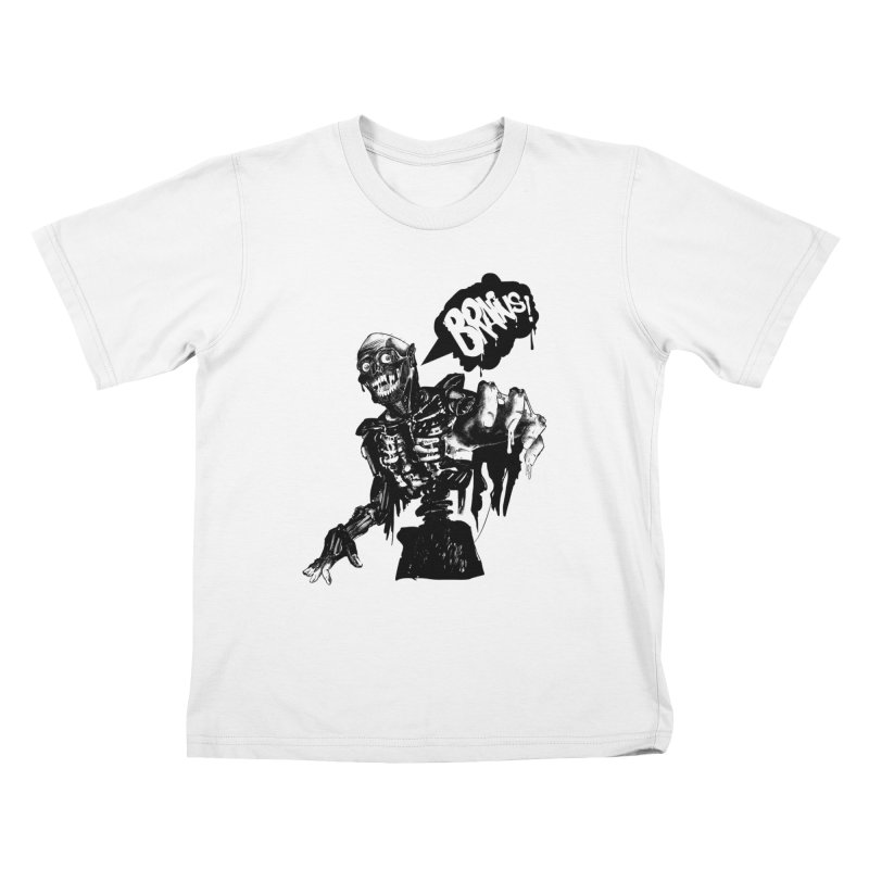 TRMN Kids T-Shirt by lopesco's Artist Shop