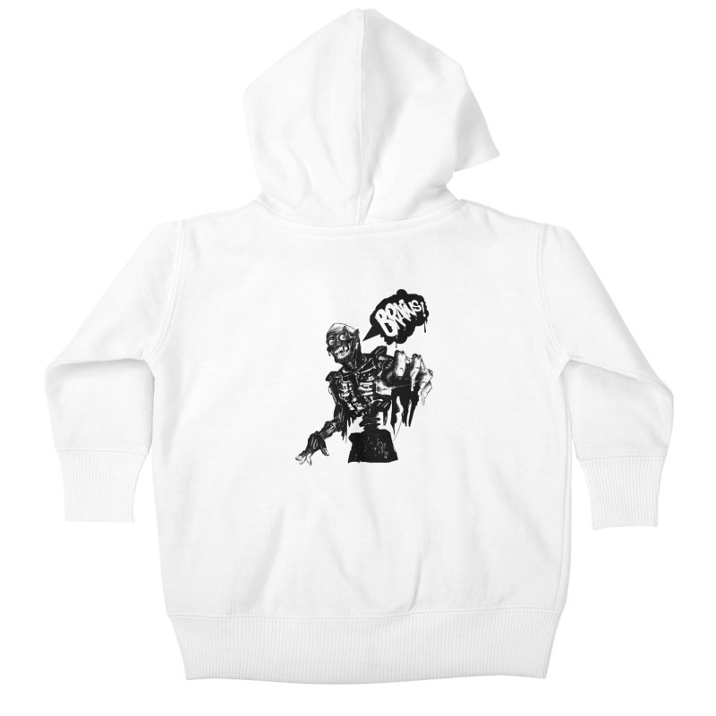 TRMN Kids Baby Zip-Up Hoody by lopesco's Artist Shop