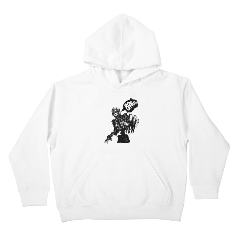 TRMN Kids Pullover Hoody by lopesco's Artist Shop