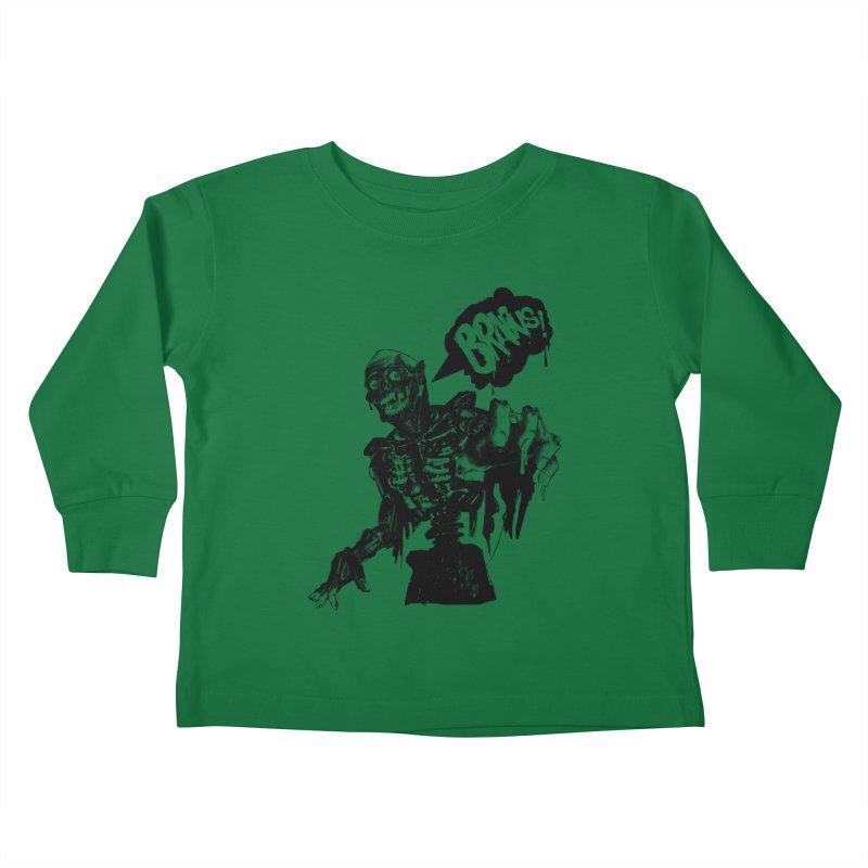 TRMN Kids Toddler Longsleeve T-Shirt by lopesco's Artist Shop