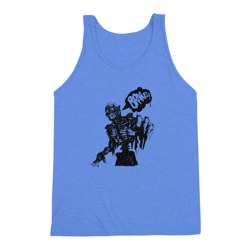 TRMN Men's Triblend Tank by lopesco's Artist Shop