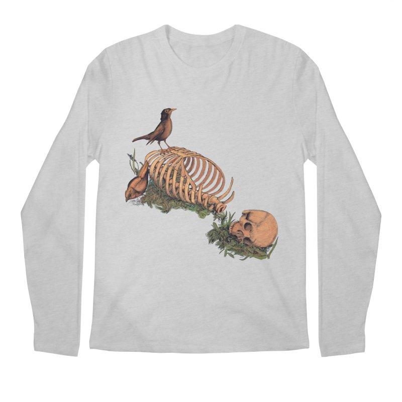 Still Life Speaking Men's Longsleeve T-Shirt by lopesco's Artist Shop