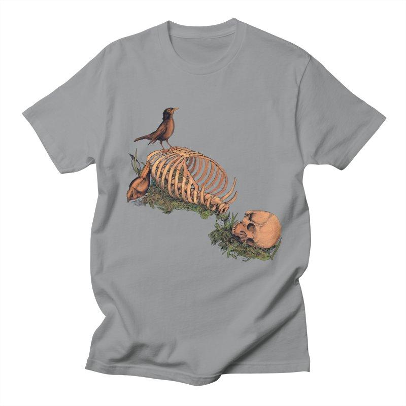 Still Life Speaking Men's T-Shirt by lopesco's Artist Shop
