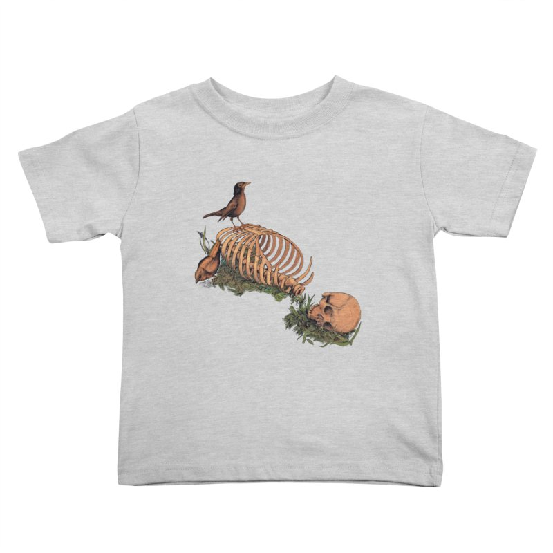 Still Life Speaking Kids Toddler T-Shirt by lopesco's Artist Shop