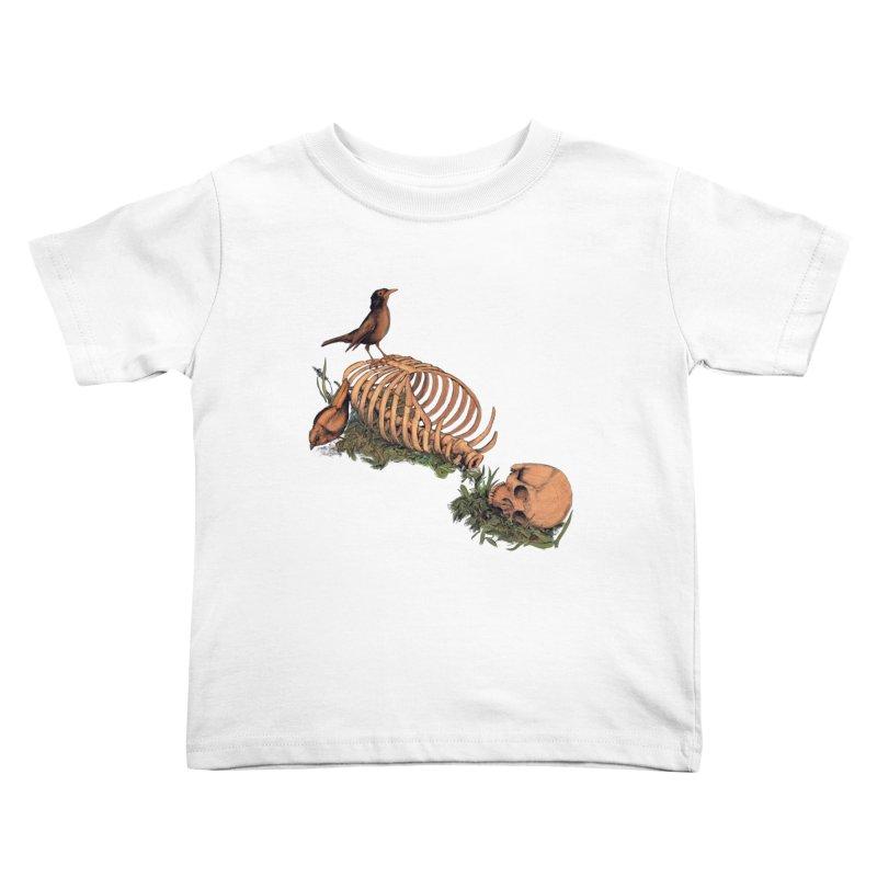 Still Life Speaking Kids Toddler T-Shirt by lopesco's Artist Shop