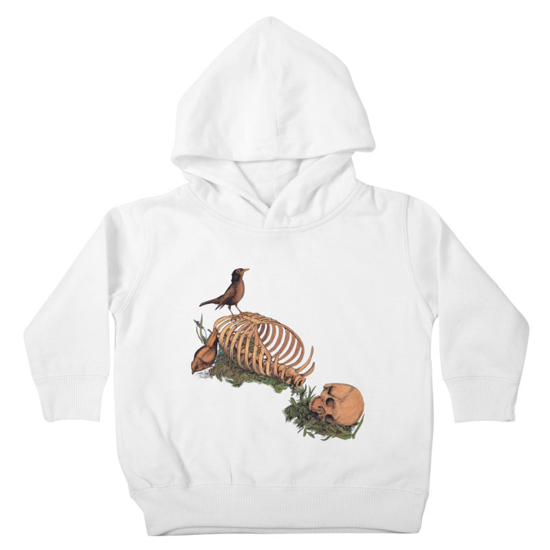 Still Life Speaking Kids Toddler Pullover Hoody by lopesco's Artist Shop