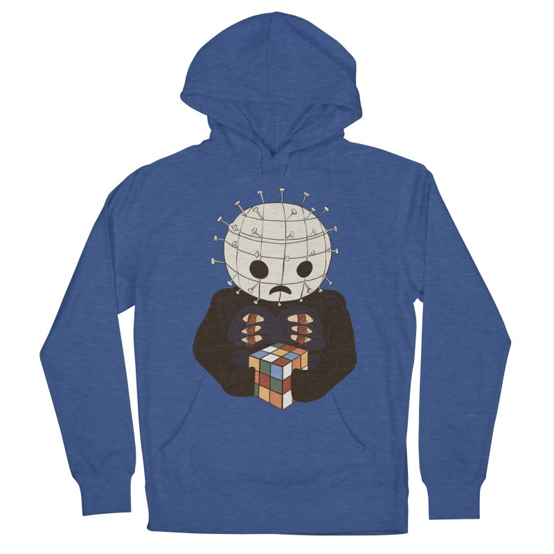 The Real 80's Horror Men's Pullover Hoody by lopesco's Artist Shop