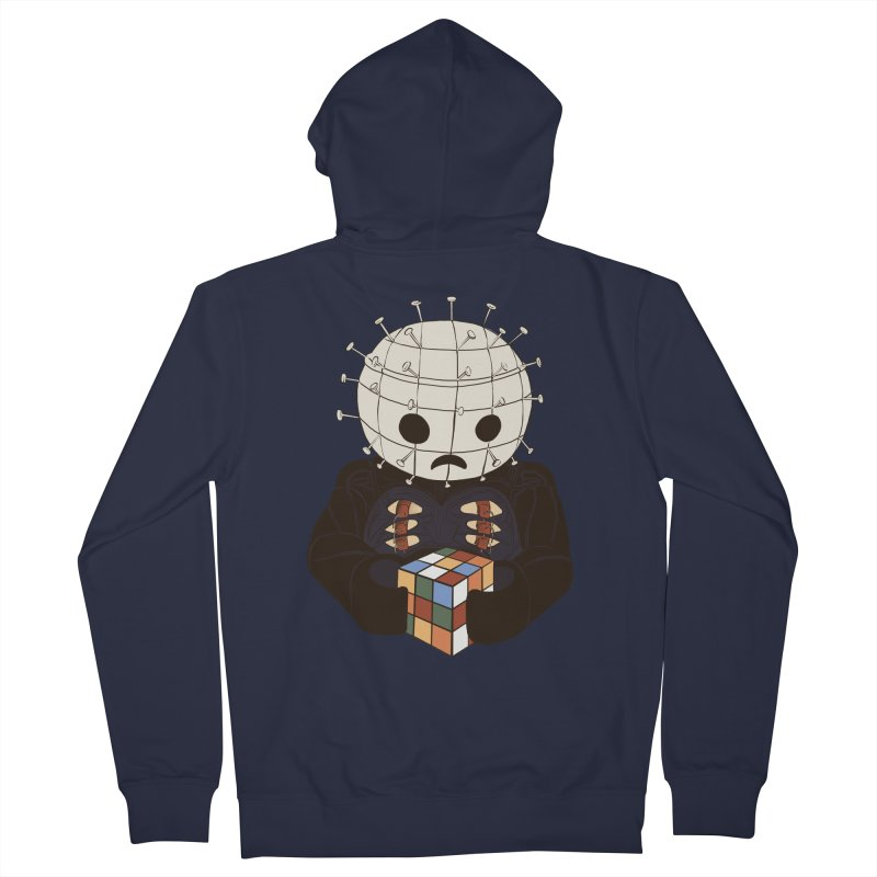 The Real 80's Horror Women's Zip-Up Hoody by lopesco's Artist Shop