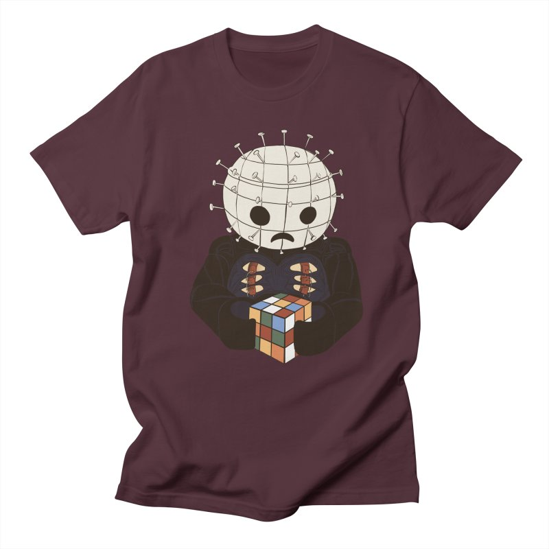 The Real 80's Horror Men's T-Shirt by lopesco's Artist Shop