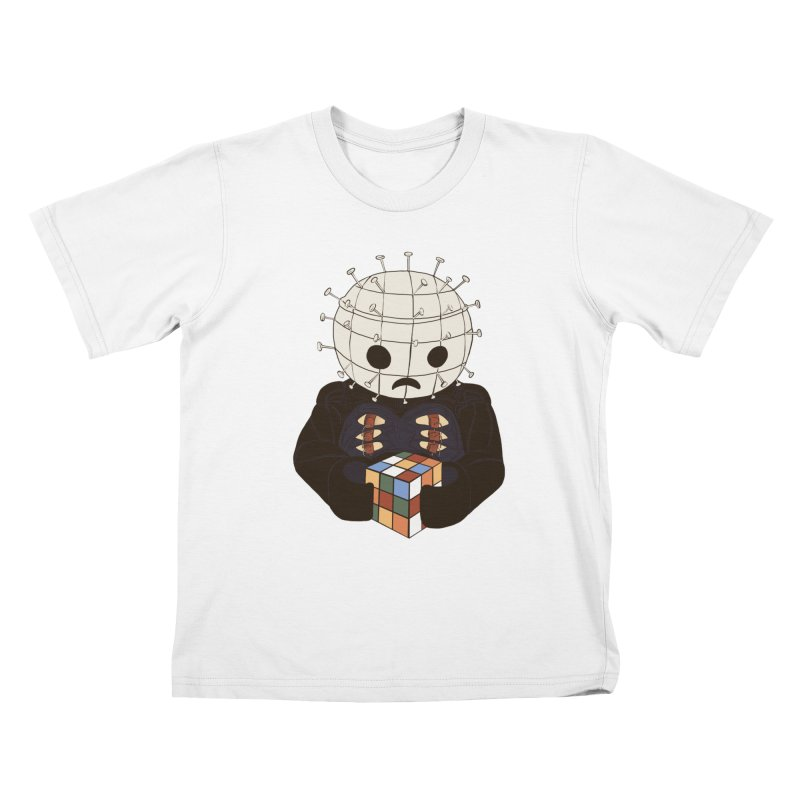 The Real 80's Horror Kids T-Shirt by lopesco's Artist Shop