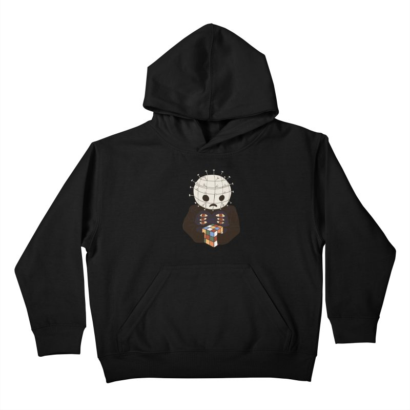 The Real 80's Horror Kids Pullover Hoody by lopesco's Artist Shop