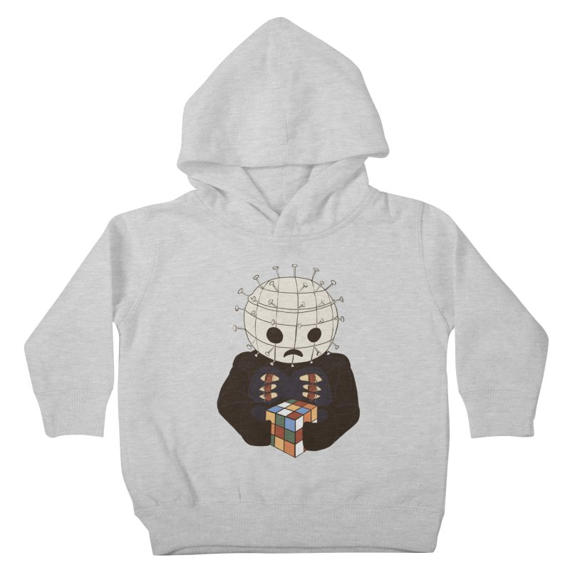 The Real 80's Horror Kids Toddler Pullover Hoody by lopesco's Artist Shop