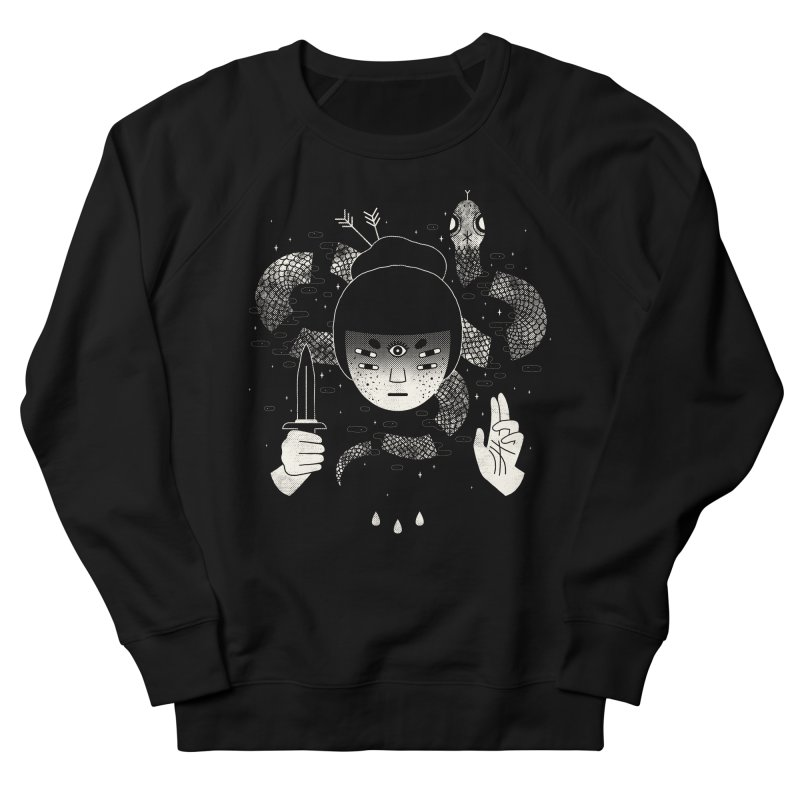 Sacrifice Women's French Terry Sweatshirt by LordofMasks