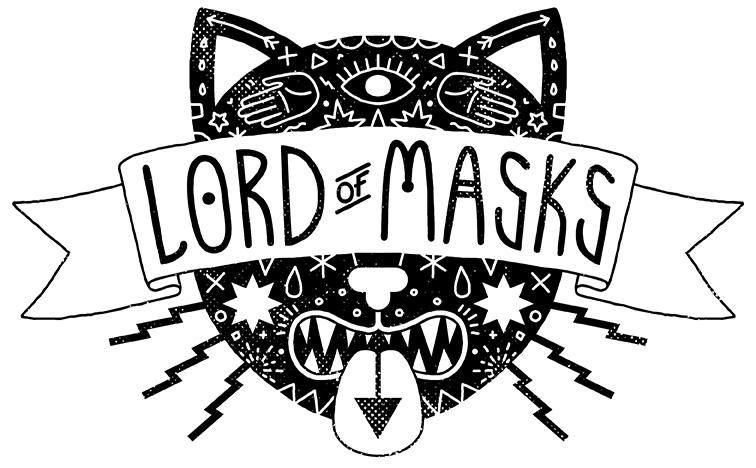 LordofMasks Logo