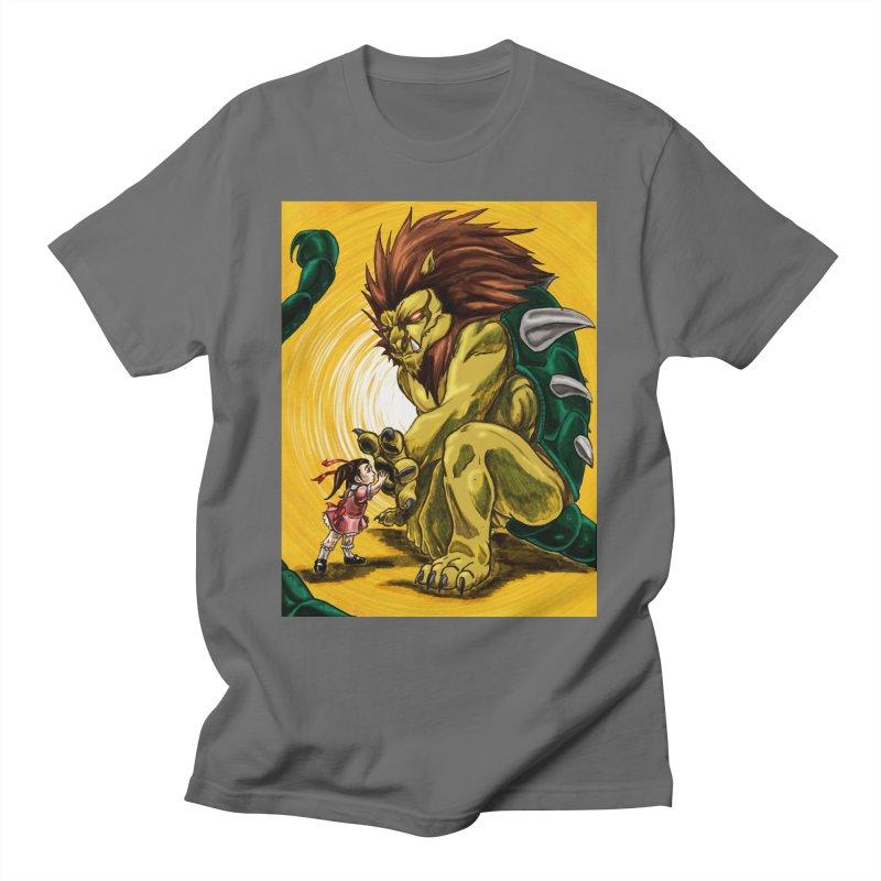 Unlikely Bonds Men's T-Shirt by lorenzobonilla's Artist Shop