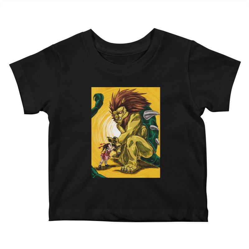 Unlikely Bonds Kids Baby T-Shirt by lorenzobonilla's Artist Shop
