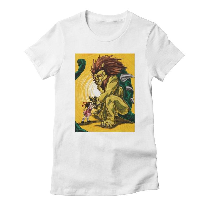 Unlikely Bonds Women's T-Shirt by lorenzobonilla's Artist Shop