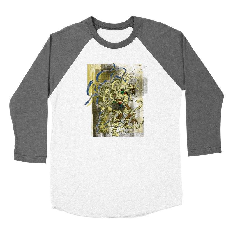 Mummy Stone Craft Women's Longsleeve T-Shirt by lorenzobonilla's Artist Shop