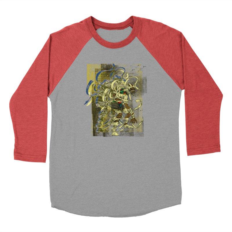 Mummy Stone Craft Men's Longsleeve T-Shirt by lorenzobonilla's Artist Shop