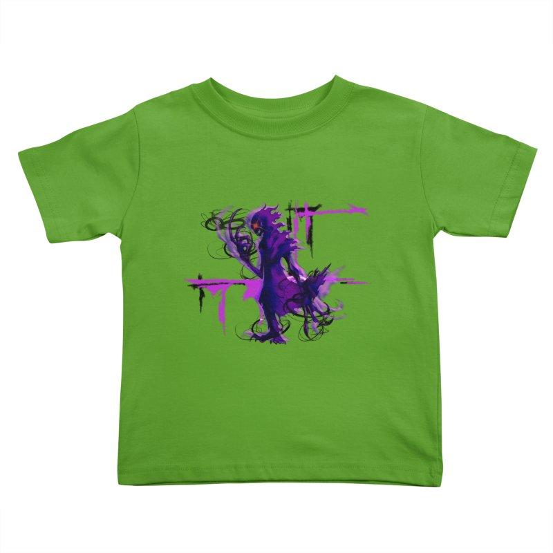 ElPetizo Spirit Form Kids Toddler T-Shirt by lorenzobonilla's Artist Shop