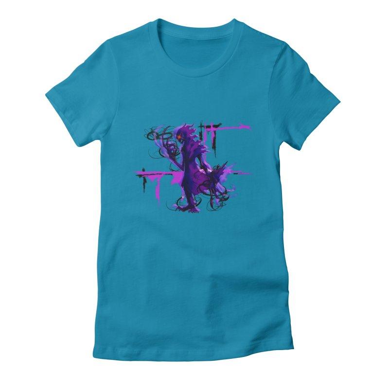 ElPetizo Spirit Form Women's T-Shirt by lorenzobonilla's Artist Shop