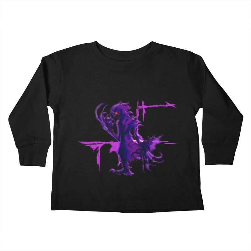 ElPetizo Spirit Form Kids Toddler Longsleeve T-Shirt by lorenzobonilla's Artist Shop