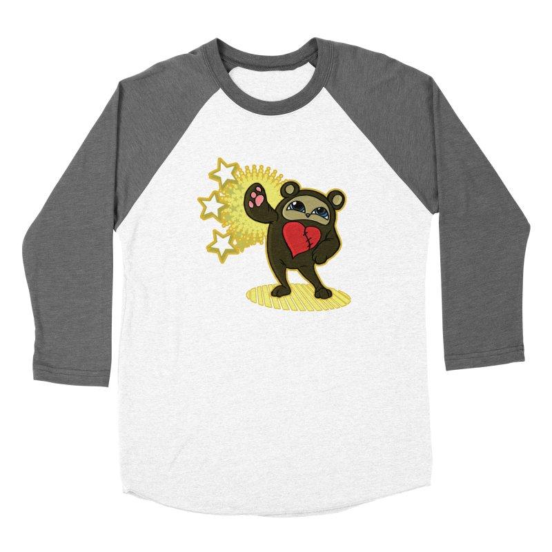 Stitch Bear Women's Longsleeve T-Shirt by lorenzobonilla's Artist Shop