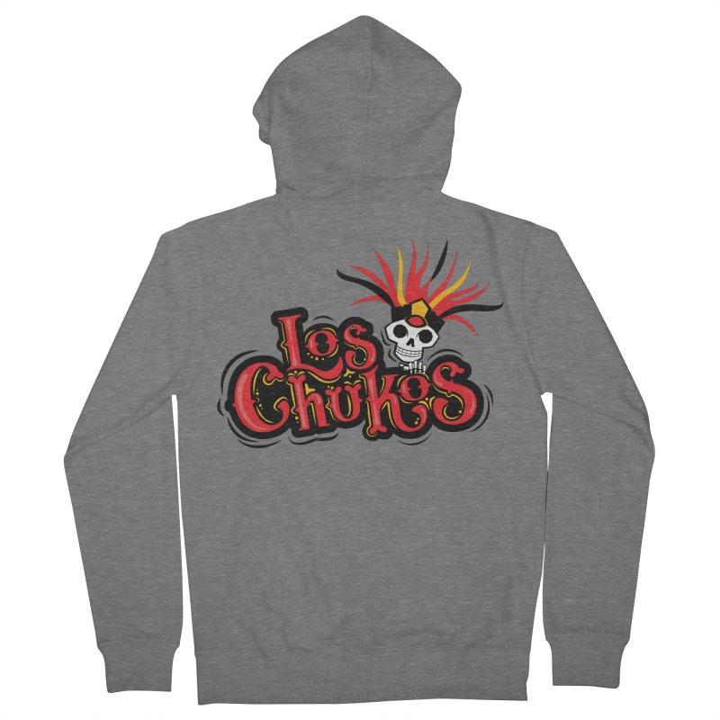 Los Chukos Men's Zip-Up Hoody by El Chukos Closet
