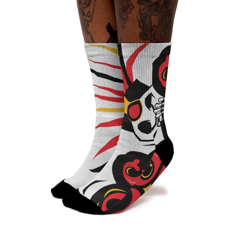 Los Chukos Women's Socks by El Chukos Closet