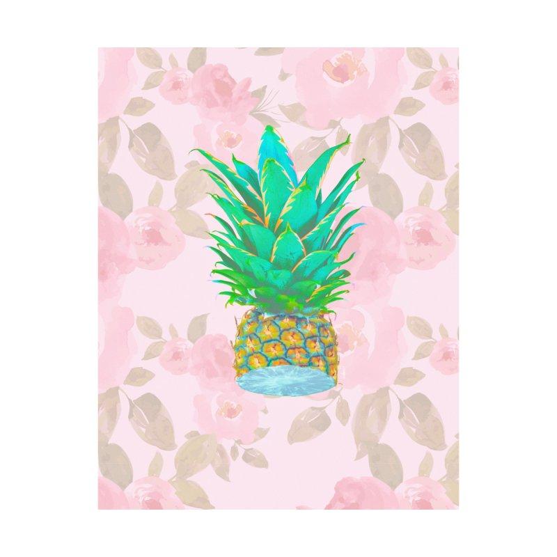 Pineapple Artwork by lostanaw's Artist Shop