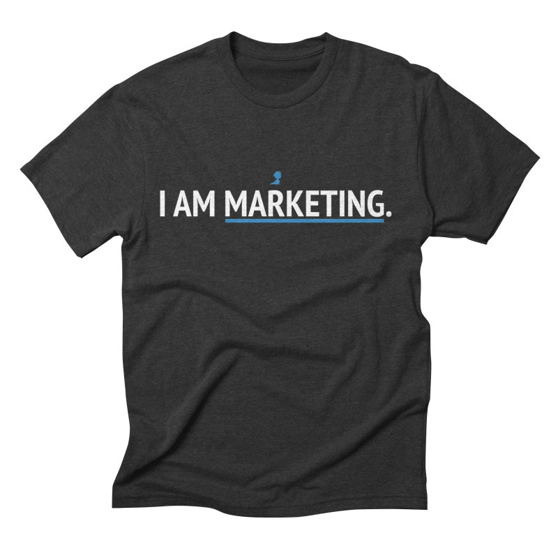 I AM MARKETING.   by lostimagination's Artist Shop