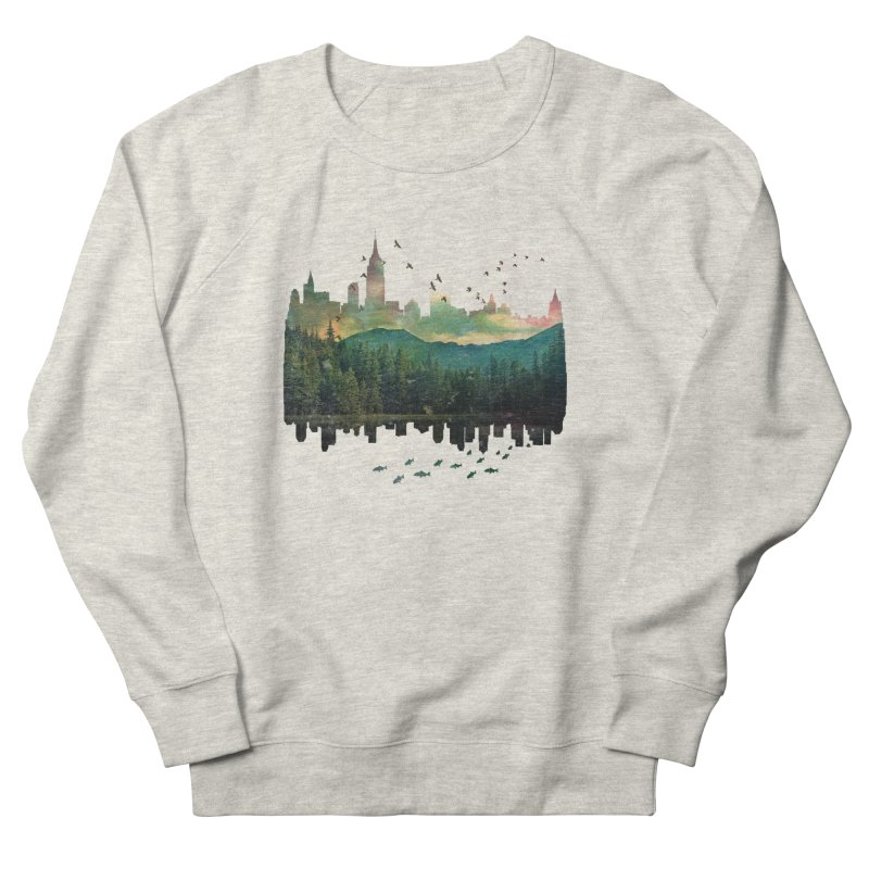 Caught in the middle Women's Sweatshirt by Lost in Space