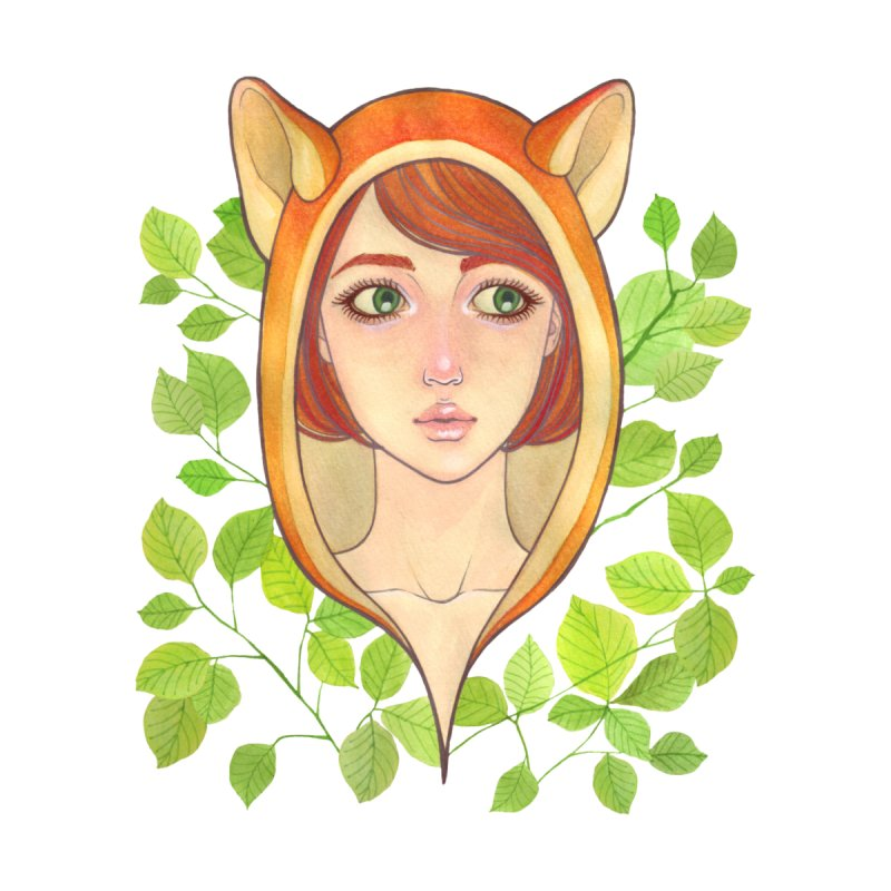 Foxy Girl by Lost in Space